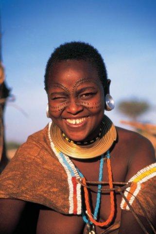 Sandawe Woman