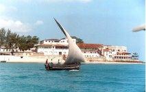 Zanzibar, the dhow